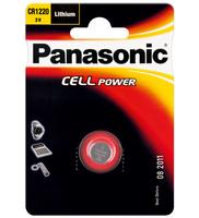 Wentronic CR1220 P 1-BL Panasonic (Silber)