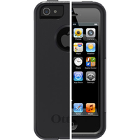 Otterbox Commuter iPhone 5 (Schwarz)