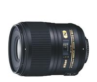 Nikon 60mm f/2.8G ED AF-S Micro NIKKOR (Schwarz)