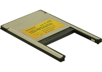 DeLOCK PCMCIA Card Reader 2 in 1 Compact Flash I/II - IBM Microdrive Typ II PC Card