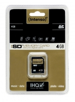 Intenso 4 GB SDHC High Capacity