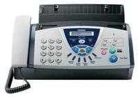 Brother FAX-T106 Faxgerät (Schwarz, Blau, Grau)