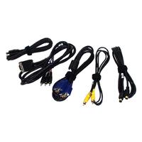 DELL 725-10285 Videokabel-Adapter (Mehrfarbig)