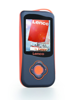 Lenco Podo-151 (Schwarz, Orange)