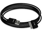 PNY C-UA-AP-K01-06 Kabel für Handys (Schwarz)