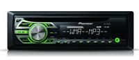 Pioneer DEH-150MPG Auto-CD/DVD Tuner (Schwarz)