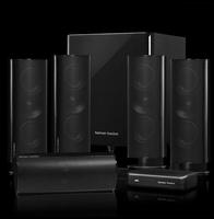 Harman/Kardon HKTS 65 Lautsprecherset (Schwarz)