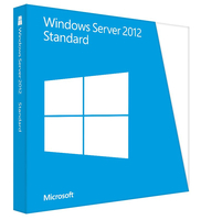 Microsoft Windows Server 2012 Standard, x64, 2CPU/2VM, OEM, DEU