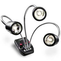 Walimex 17573 LED-Lampe (Schwarz, Silber)