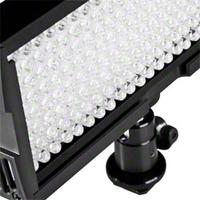 Walimex 17576 LED-Lampe (Schwarz, Weiß)