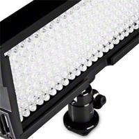 Walimex 17577 LED-Lampe (Schwarz, Weiß)