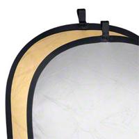 Walimex 17692 Fotostudio-Reflektor (Gold, Silber)