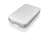 Buffalo MiniStation Thunderbolt 1.0TB (Silber, Weiß)