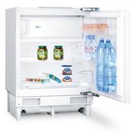 Exquisit UKS130A+ Kombi-Kühlschrank (Weiß)