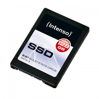 Intenso 128GB SSD SATAIII Top (Schwarz)