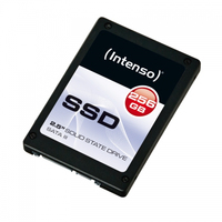 Intenso 256GB SSD SATAIII Top 256GB (Schwarz)