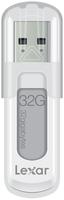 Lexar 32GB JumpDrive V10 32GB USB 2.0 Weiß USB-Stick (Weiß)