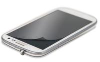 White Diamonds WDPINBK Bildschirmschutzfolie (Schwarz, Transparent)