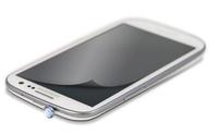 White Diamonds WDPINBL Bildschirmschutzfolie (Blau, Transparent)