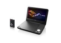Lenco DVP-932 portabler DVD/Blu-Ray-Player (Schwarz)