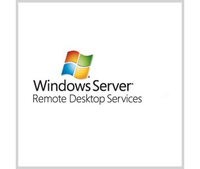 Microsoft Windows Server 2012 Remote Desktop Services, 20DCAL, EDU, ENG