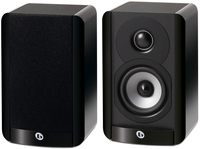 Boston Acoustics A 23 (Schwarz)