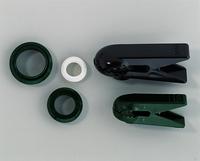 Hellum 981117 Montage-Kit (Grün)