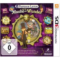 Nintendo Professor Layton und die Maske der Wunder