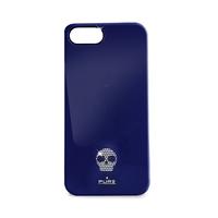 PURO Skull Cover iPhone 5 (Blau)