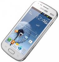 Samsung Galaxy S Duos GT-S7562 4GB Weiß (Weiß)