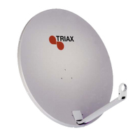 Triax TDS 78 RAL 7035 Euroline (Grau)