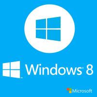 Microsoft Windows 8 64bit, 1PC, DVD, OEM, ITA