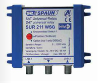 Spaun SUR 211 WSG (Blau)