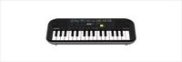 Casio SA-47 MIDI Tastatur (Schwarz, Grau)