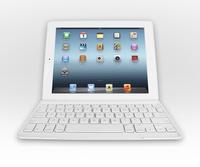 Logitech Ultrathin Keyboard Cover (Weiß)