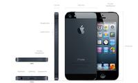 Apple iPhone 5 64GB 4G Schwarz (Schwarz)