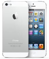 Apple iPhone 5 (Silber, Weiß)