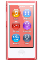 Apple iPod nano 16GB (Pink)