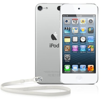 Apple iPod touch 64GB (Silber)