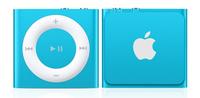 Apple iPod shuffle 2GB (Blau)