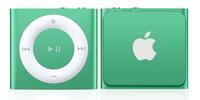 Apple iPod shuffle 2GB (Grün)