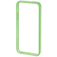 Hama Edge Protector iPhone 5 (Grün, Transparent)