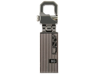 PNY Transformer Attaché 8GB 8GB USB 2.0 Silber USB-Stick (Silber)