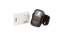 GoPro Wi-Fi BacPac + Wi-Fi Remote Combo Kit (Schwarz, Silber)