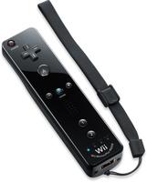 Nintendo Wii Remote Plus (Schwarz)