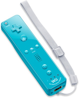 Nintendo Wii Remote Plus (Blau)