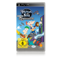 Sony Phineas & Ferb - Quer durch die 2. Dimension