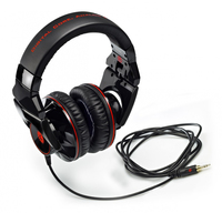Hercules HDP DJ-Adv G401 (Schwarz, Rot)