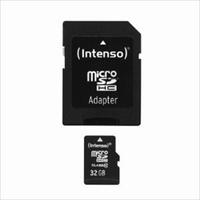 Intenso 32GB MicroSDHC (Schwarz)