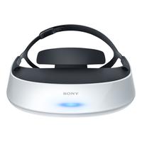 Sony 3D-Kopfkino HMZ-T2 (Schwarz, Weiß)